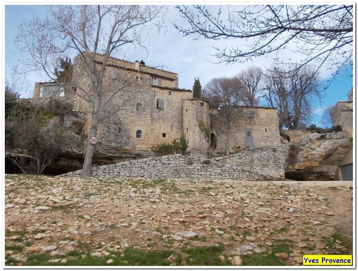 Sivergues, Vaucluse, France