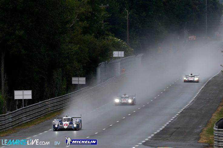 Free practice - 2015 Le Mans 24 Hours - Michelin