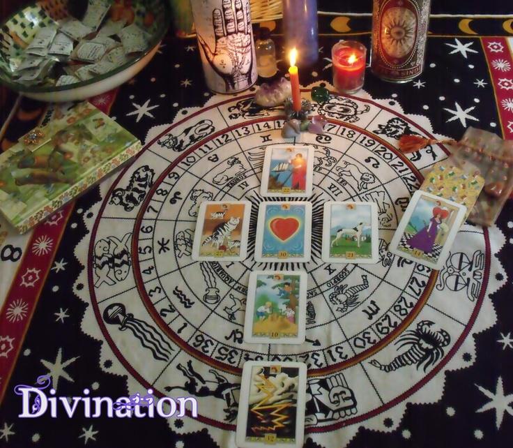 Divinationgypsy cartomancy reading cartomancy