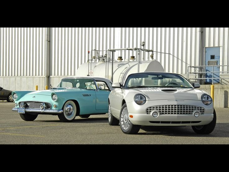 On July 1 2005 The Last Ford Thunderbird Rolled Out Of Factory