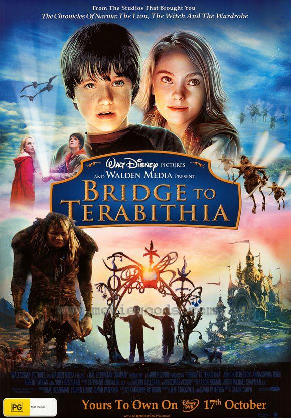 the bridge to terabithia Bridge to Terabithia movie