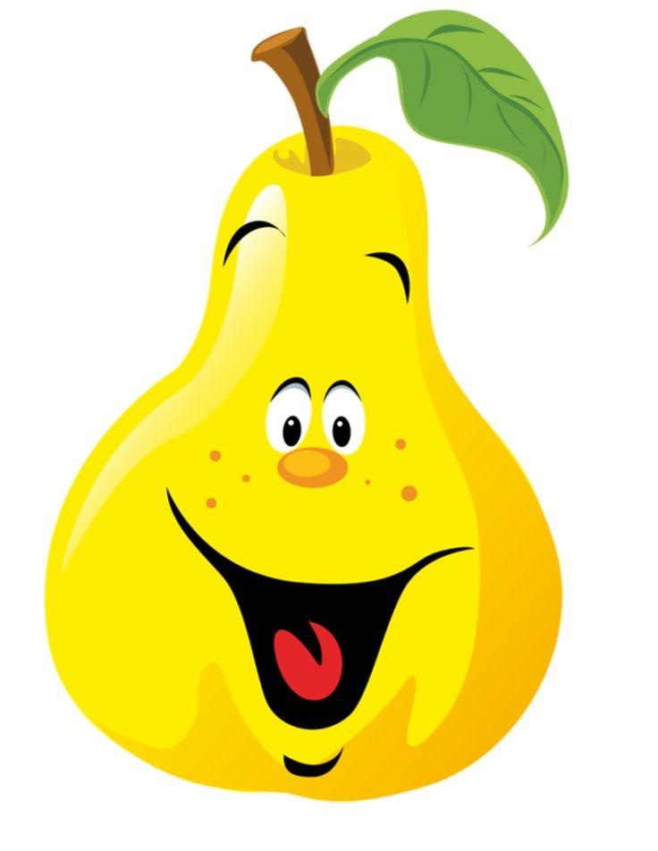 Рисунок веселые овощи и фрукты, картинки юбилеем