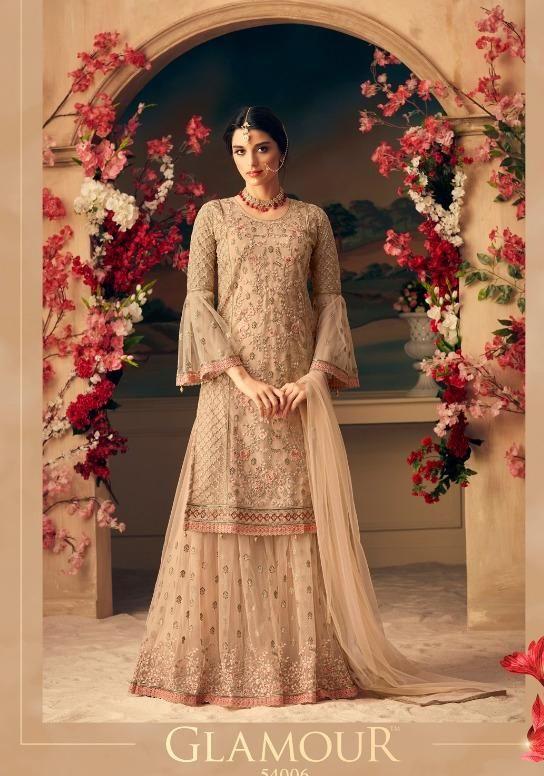 ad7f07fc32 Mohini Fashion Glamour Designer Sharara Style Salwar Suit in 2019 |  shopping | Sharara suit, Dresses, Salwar dress