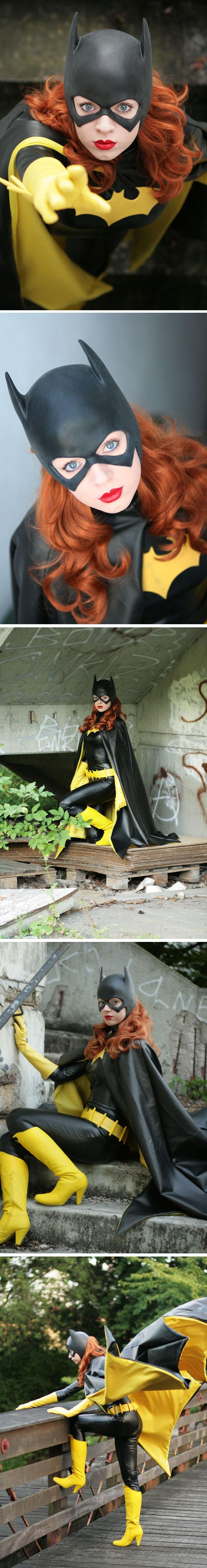 Batgirl | http://knightess-rouge.deviantart.com/gallery/39164892