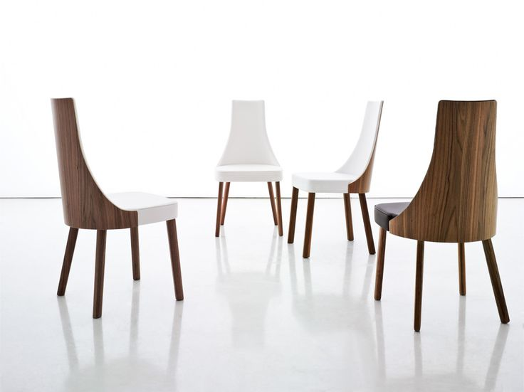 Mila Dining Chairs by Com.p.ar
