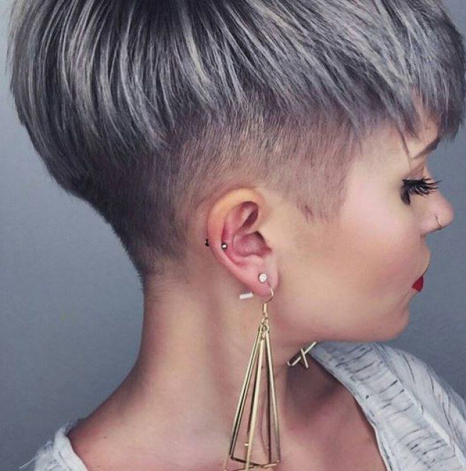 Hair-Inspiration gesucht? 30 geniale Kurzhaarfrisuren auf Instagram