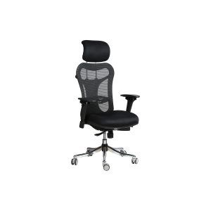 THE COHETE EXECUTIVE HB BLACK Mesh Office Chairs, Modular Office Furniture, Office Chair, Office Executive Chairs