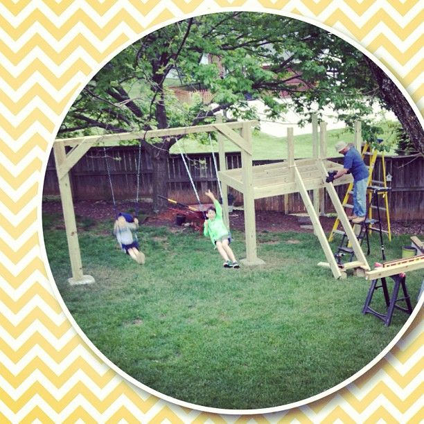 17 Best Images About Playsets,Playhouses,& Treehouses On