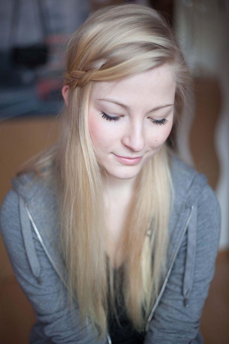 Hair Tutorial: Die Elfenfrisur - odernichtoderdoch.de #hair #tutorial