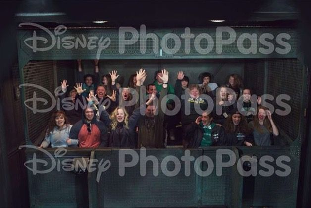 Tower of Terror ~Band Trip to Disney World