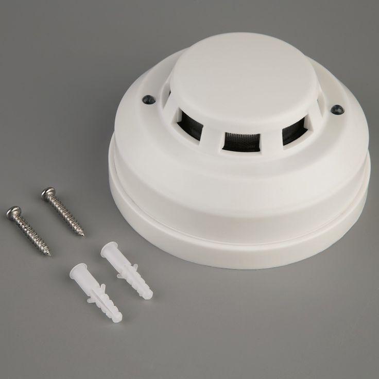 $11.04 (Buy here: https://alitems.com/g/1e8d114494ebda23ff8b16525dc3e8/?i=5&ulp=https%3A%2F%2Fwww.aliexpress.com%2Fitem%2FWireless-Photoelectric-Smoke-Detector-Fire-Alarm-Sensor-Detector-For-Home-Security-System-White%2F32679838114.html ) Wireless Photoelectric Smoke Detector Fire Alarm Sensor Detector For Home Security System White for just $11.04