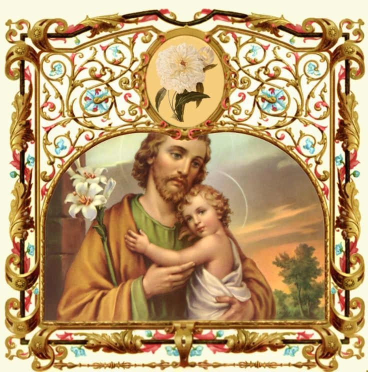 I seen this 30 day novena to St. Joseph on a favorite blog of mine, , and thought I would copy this 30 day novena here for anyone wishing to honor St. Joseph.  St. Joseph is the Father and Guardian…