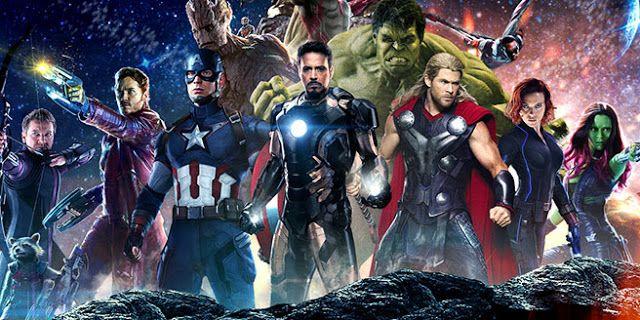 TRAILERS y CINE: Vengadores Infinity War primer trailer en español