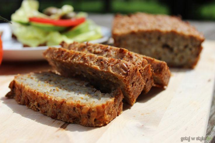 Chleb bezglutenowy ze słonecznika i mąki ryżowej - Przepisy - Gotuj w stylu EKO