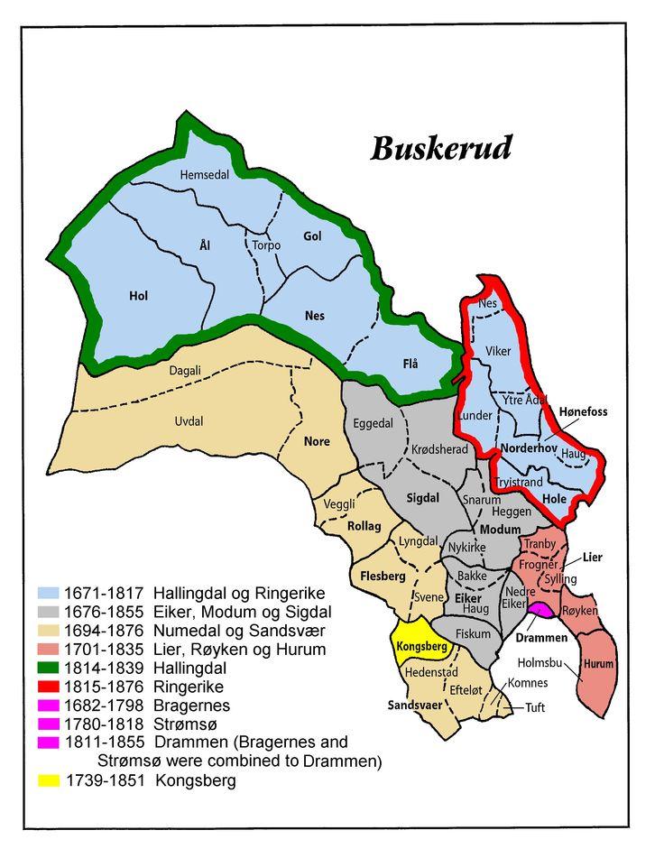 Buskerud County, Norway Genealogy | Learn | FamilySearch.org