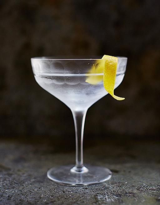 There are endless debates about how to make a martini cocktail. We keep it traditional but disagree with James Bond – serve it stirred, not shaken.