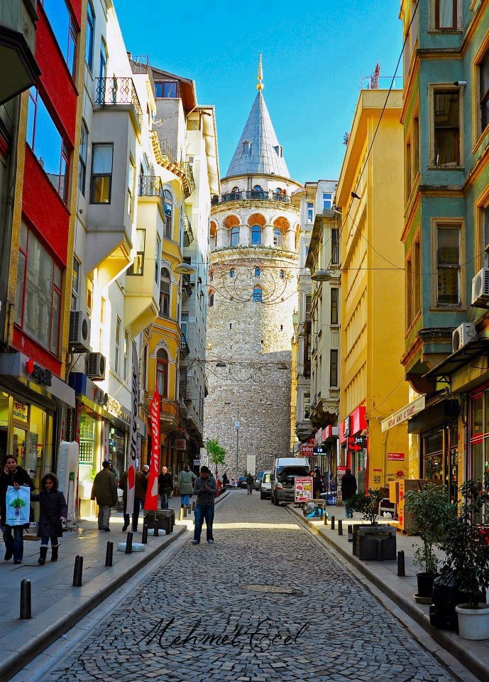 17 Best images about Galata Tower on Pinterest  Istanbul ...