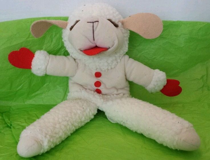 17 Best Ideas About Lamb Chop Puppet On Pinterest