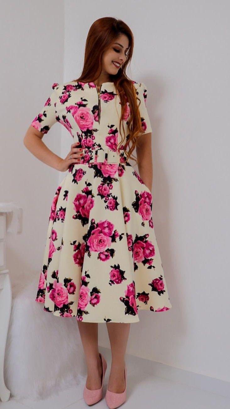 3dbfe956a0  mustachestore  dress  vestido  estampa  lindo  rosas  flores  floral  moda   modesta  paratudoqueelavaipassar  gospel  cristã  evangélica  rose   pisamenos ...