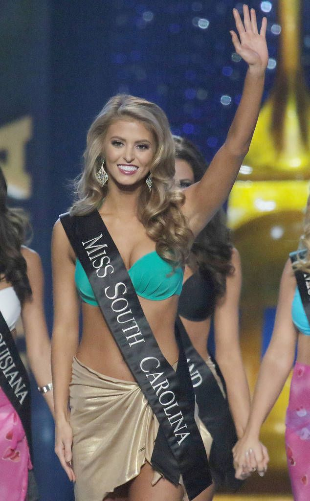 Miss America 2017, Miss South Carolina Rachel Wyatt