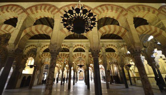 La Junta de Andalucía estudia pedir la titularidad de la Mezquita de Córdoba