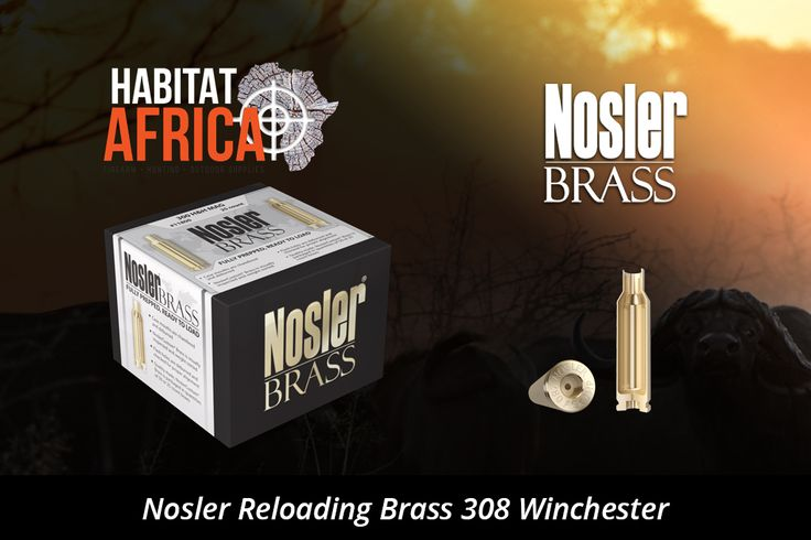 The Nosler 308 Winchester cartridge brass is ready to load, created to exact dimensional standards and tolerances, using only quality materials for maximum accuracy and consistency potential while extending the case life. Each piece of brass is completely prepped and ready to load, the case mouths have been chamfered and [...]