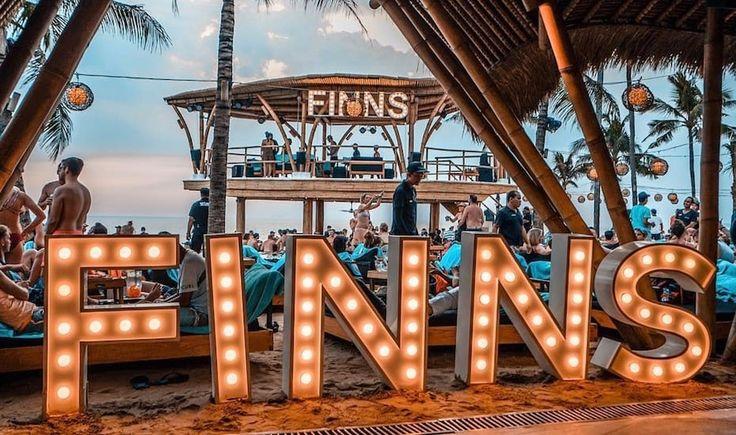 Finns Beach Club – Canggu, Bali