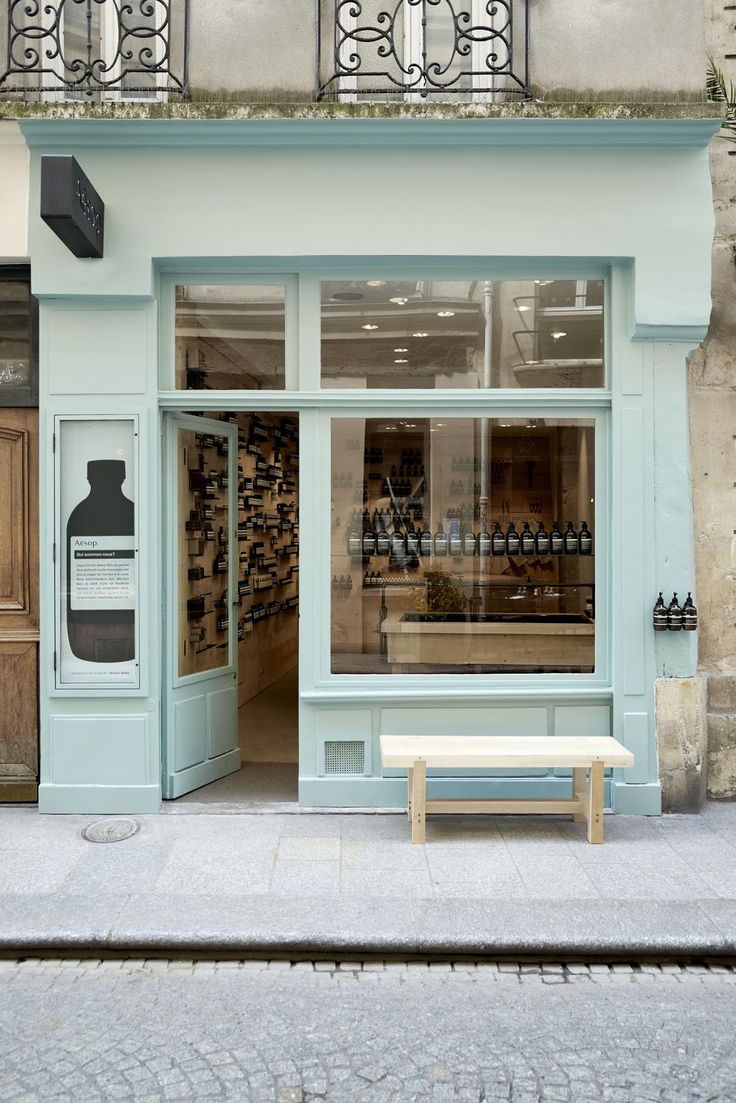 Aesop Store Front