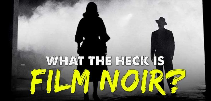 What is Film Noir?  Film noir is a term in filmmaking that's used predominantly to refer to classy Hollywood crime dramas, mainly the ones that emphasize sexual motivations and cynical attitudes. The Hollywood classical film noir