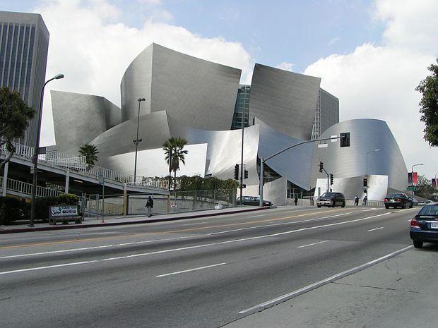 La poetica architettonica di Frank Gehry