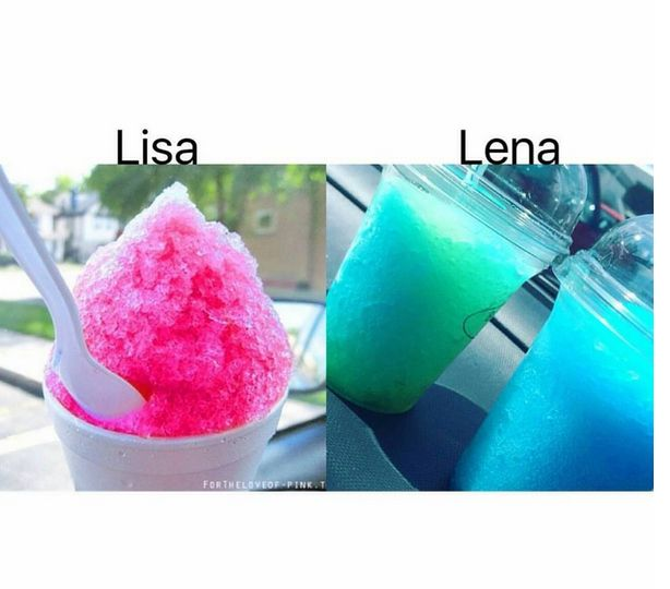 Lisa or Lena? ♥ S.D