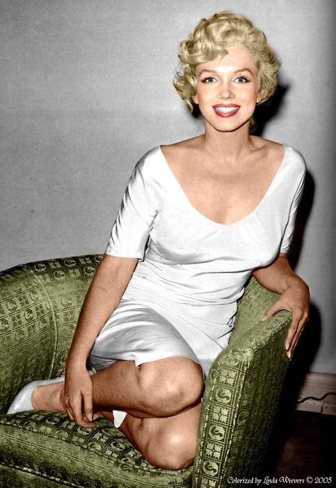 Marilyn Monroe - one of My favorite girls