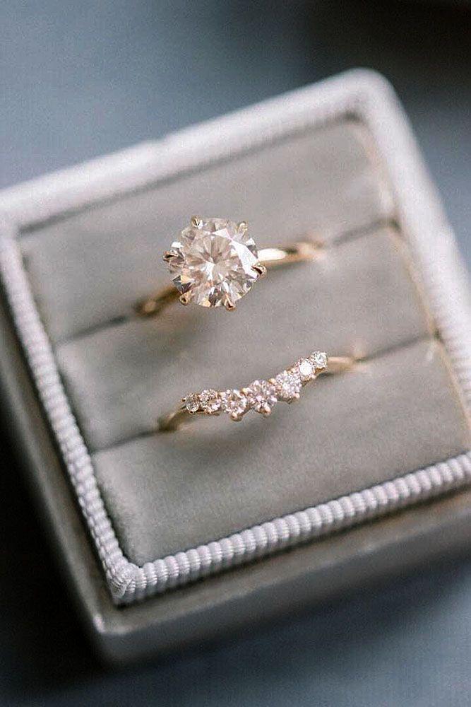 21 perfekte Solitaire Verlobungsringe für Frauen
