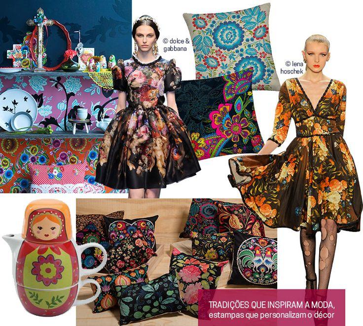 O quanto você sabe sobre a cultura russa, sua arte, pontos turísticos, estampas e inspirações na decoração? Descubra tudo na Revista Westwing!