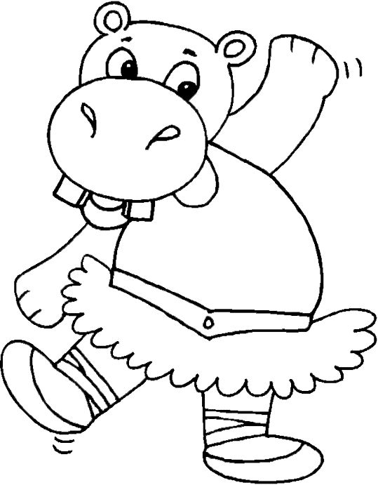 Animals Coloring Pages 236