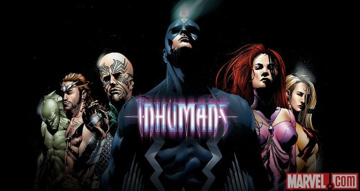 Marvel Inhumans Removed From Studios Release Schedule