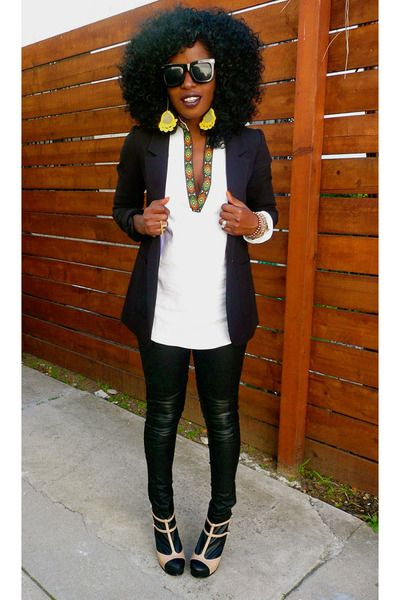 Black-leather-patch-leggings-white-wewe-clothing-top