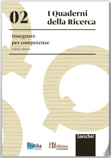Libro gratuito di Franco Batini sulla didattica per competenze... da scaricare