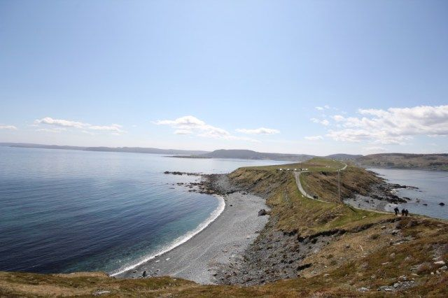The Southern Shore, Newfoundland.