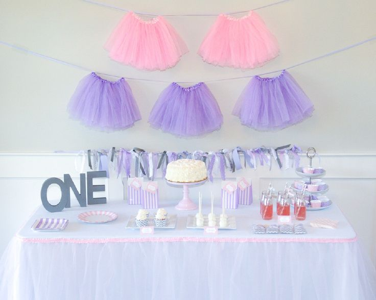 tutu party package