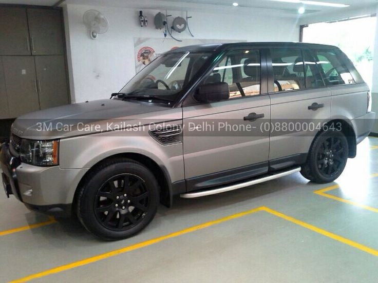 Range Rover Sport Matte >> Range rover sports wrapped in 3M 1080 matte gray aluminium wrap. | Car Wrapping | Pinterest ...