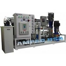 Premium Industrial Reverse Osmosis designed for tougher water conditions capable of producing 60,000 GPD