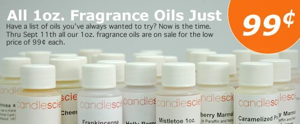 CandleScience - Candle Making Supplies   Soy Wax, Candle Fragrance Oils, Candle Jars and more!