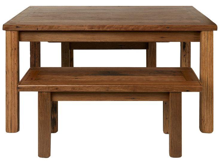 Beachwood Furniture - Recycled Yellowbox Dining Setting