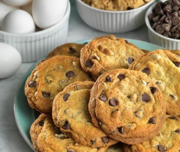 Chocolate chip cookies (splenda)