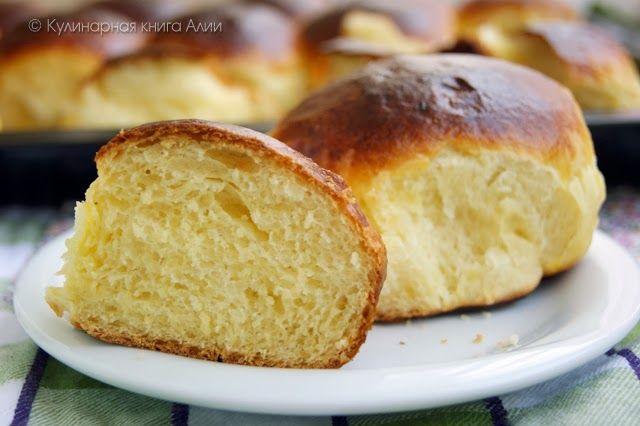 Эти булочки ооочень похожи на те советские булочки за 9 копеек. Они такие же воздушные, мягчайшие, ароматные.... Пока это самые лучшие, к...