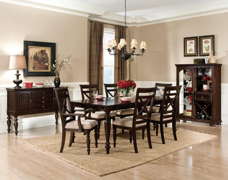 Java Dining Room Set | Furniture World Galleries: A Furniture And Mattress  Store Serving Paducah