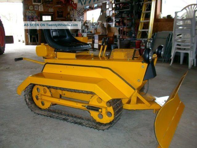 Jeeps For Sale In Md >> Struck Mini Dozer Crawler | Backyard | Pinterest | Minis ...