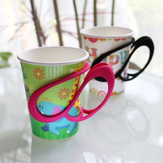 (90) Twitter. 3Dprinted Cup Holder