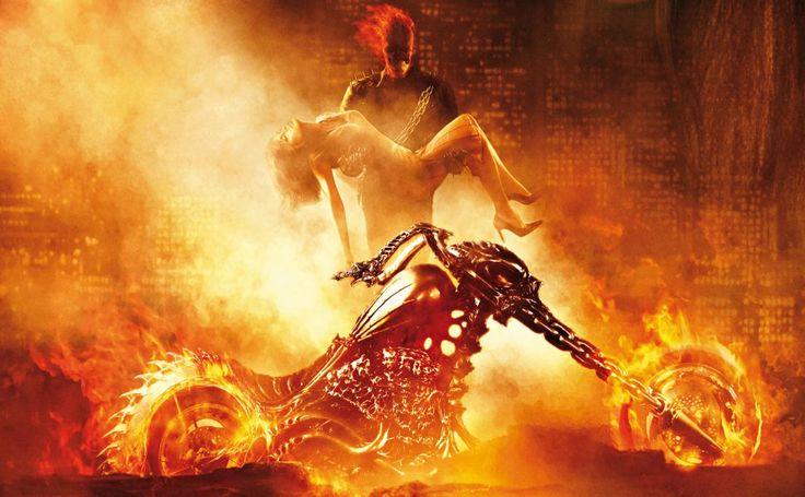 Ghost Rider 2 HD Wallpaper